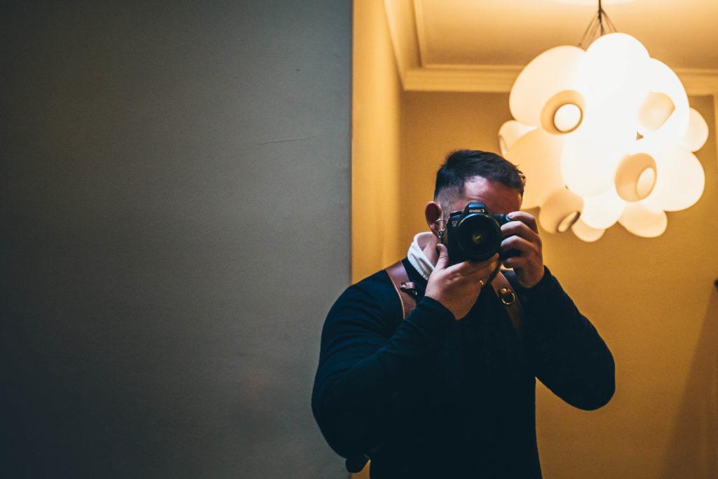 Wedding photographer essex David Dean